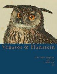 Venator & Hanstein