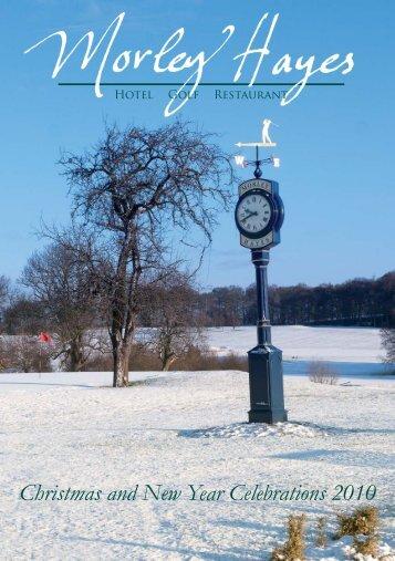 Christmas Eve - Morley Hayes