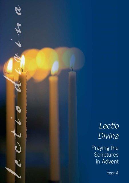 Lectio Divina - Broken Bay Institute