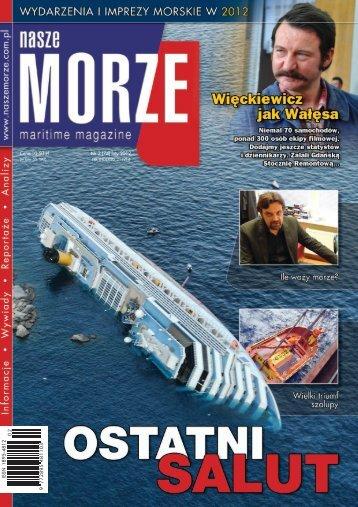 Ściągnij nr 74 z 2/2012 - PortalMorski.pl