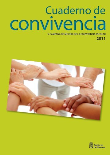 Cuaderno de convivencia - Gobierno de Navarra