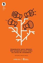 Argumentar para debatir - Gobierno de Navarra
