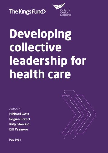 developing-collective-leadership-kingsfund-may14