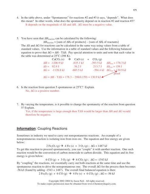 170 ChemQuest 55 Name