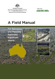 A Field Manual - Center for Invasive Plant Management