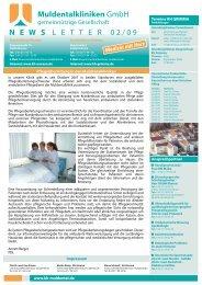 2. Quartal 2009 - Krankenhaus Wurzen