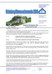 Verbindliche Anmeldung – Verbindliche Anmeldung - Vereinigung ...