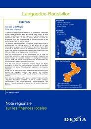 Languedoc-Roussillon - Convergence-LR