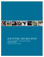 Self-Studies - Drake University