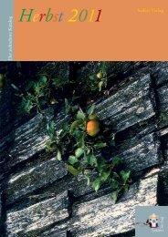 katalog-2011-herbst - Seifert Verlag