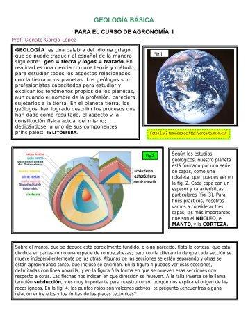 ROCAS Y MINERALES - Virtual.chapingo.mx