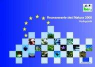 Finansowanie systemu Natura 2000 - Centrum Informacji o ...