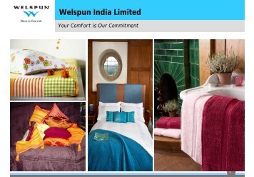 Welspun India Limited