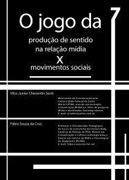 produção de sentido na relação mídia ... - Faculdade Social