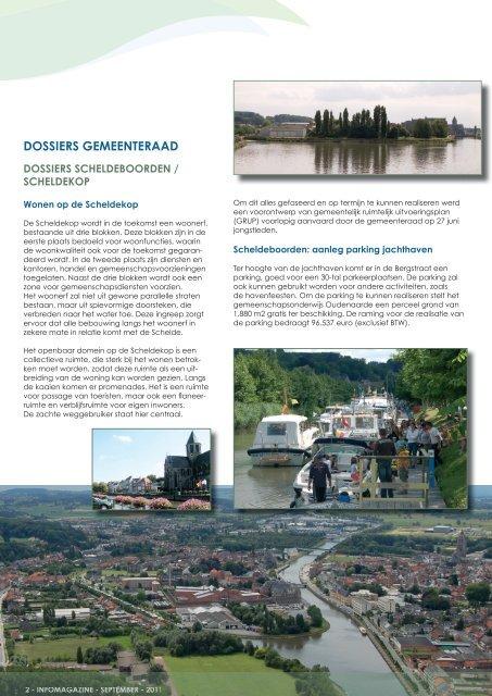 Infomagazine nr 69 - Stad Oudenaarde