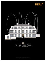 PDF-Download Broschüre - REAL² Immobilien AG