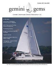 Issue #106, Jul 2009 - Gemini Gems