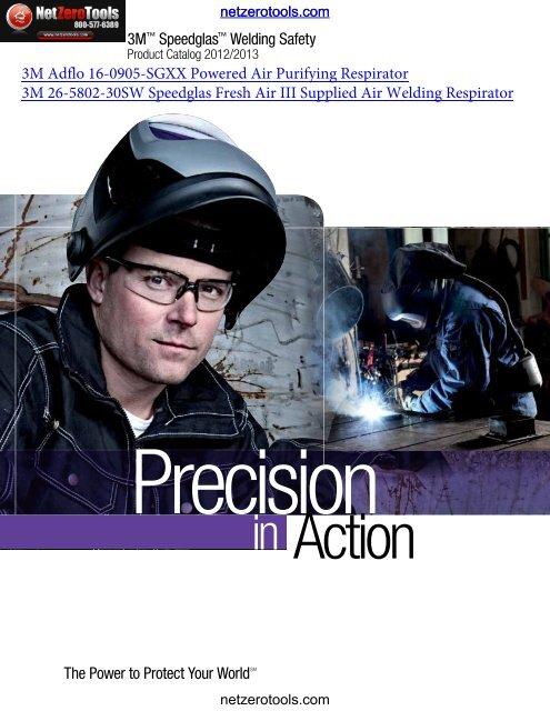 Welding Safety 06-0201-30 3M Speedglas Starter Kit 9100XX