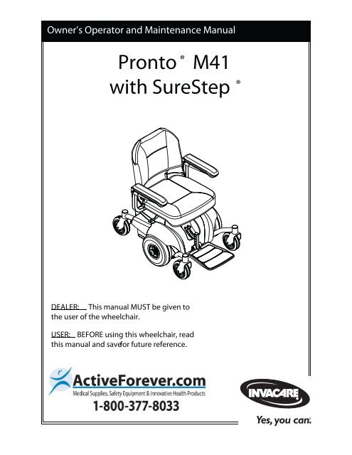 Height | activeforever invacare pronto m41 power wheelchair with.