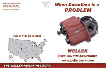 Differentials - weller truck parts
