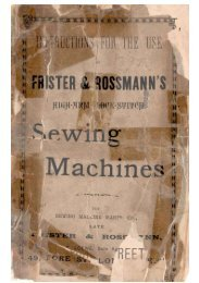 Frister & Rossman Transverse Shuttle Manual - ISMACS