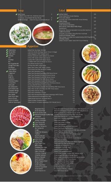 Sop - k & b sushi