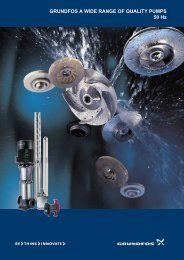 grundfos - TPD Water Services