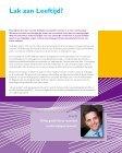 Het programma van Lak aan leeftijd - MBO Raad - Page 2