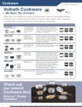 The Largest Cookware Selection in the Industry! - Page 6