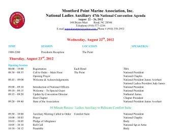 Full Story - Montford Point Marine Association