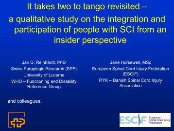Integration Project - Presentation - ESCIF