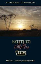 de laEmpresa - SECO Energy