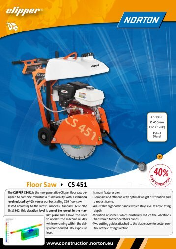 CS451 - Norton Construction Products