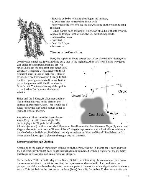 RAEL The Masonic Messiah