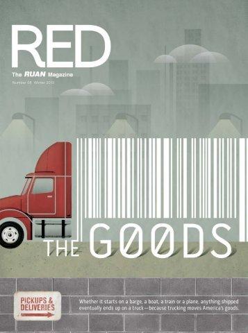 RED Magazine: Winter 2013 - Ruan