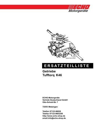 Tuff Torq K46 - Gartentechnik-Bremen