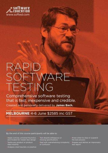 Australia - Software Education