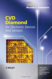 CVD Diamond for Electronic Devices and Sensors - Index of