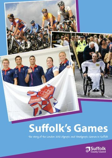 Suffolk's Games - Suffolk County Council