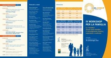 Scarica il programma completo - CSV Vicenza