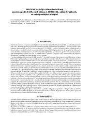 smlouva o výpůjčce pro účastníky CŽV - Univerzita Palackého v ...