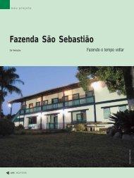 Fazenda São Sebastião - Lume Arquitetura