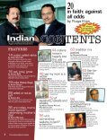Arif Buhary Rahman - International Indian - Page 6