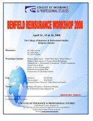 April 14 , 15 & 16, 2008 - CIPS