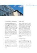 Universität Hamburg International Students' Guide - Verwaltung ... - Page 6
