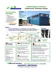 Compression, Cleaning & Drying - Pioneer Air Systems Engineering