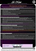 Al Noor Newsletter - Majlis Khuddamul Ahmadiyya UK - Page 3