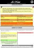 Al Noor Newsletter - Majlis Khuddamul Ahmadiyya UK - Page 4
