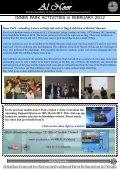 Al Noor Newsletter - Majlis Khuddamul Ahmadiyya UK - Page 6