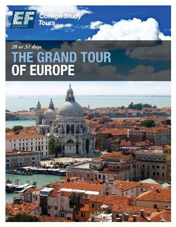 Ef College Tours Europe